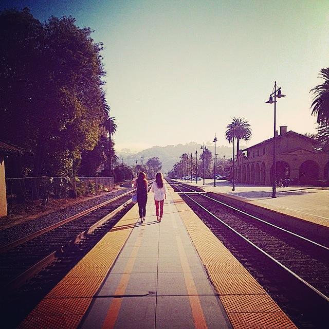 AmTrak Train Station, Santa Barbara California